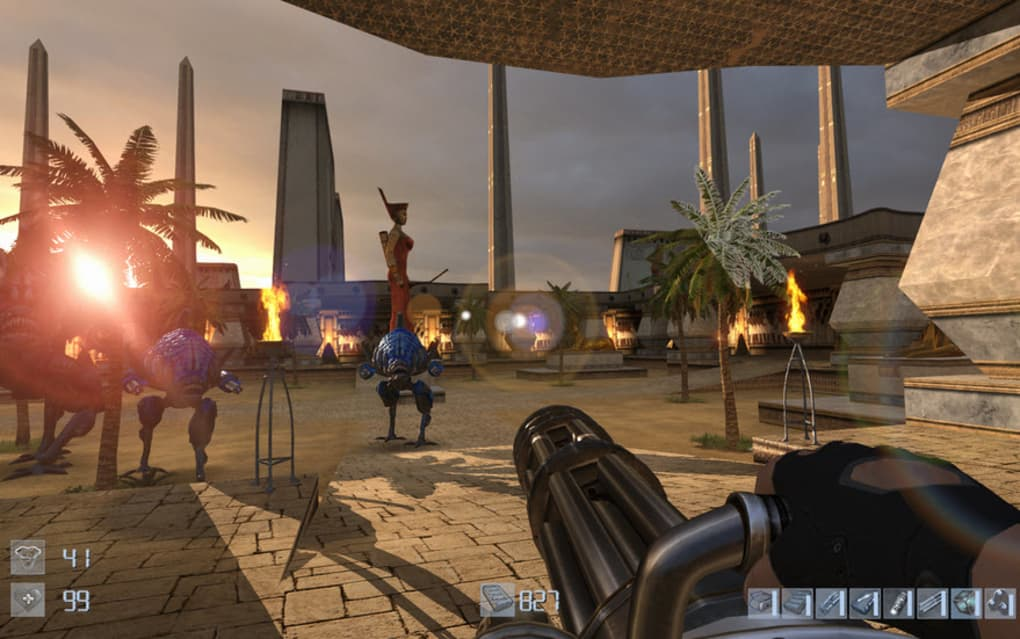 Serious sam: the first encounter pc review and full download.