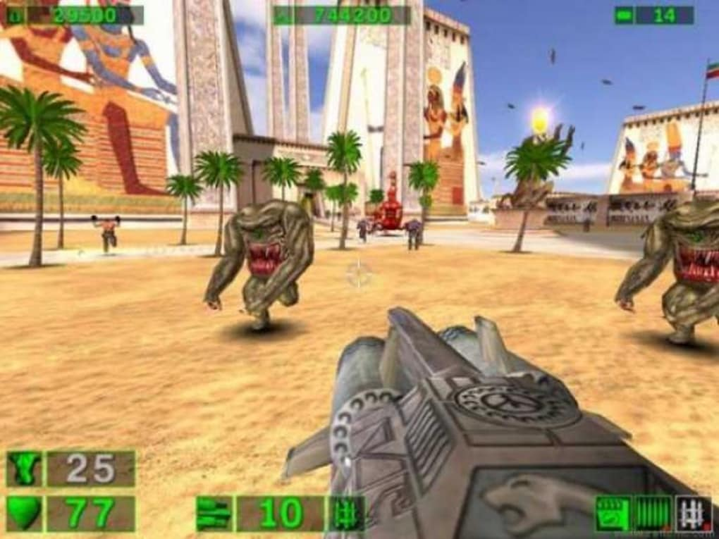 Serious sam: the first encounter download free gog pc games.