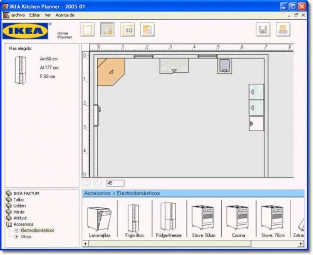 Ikea Home Kitchen Planner Descargar