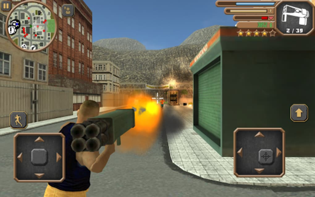 City theft simulator for Android - Download