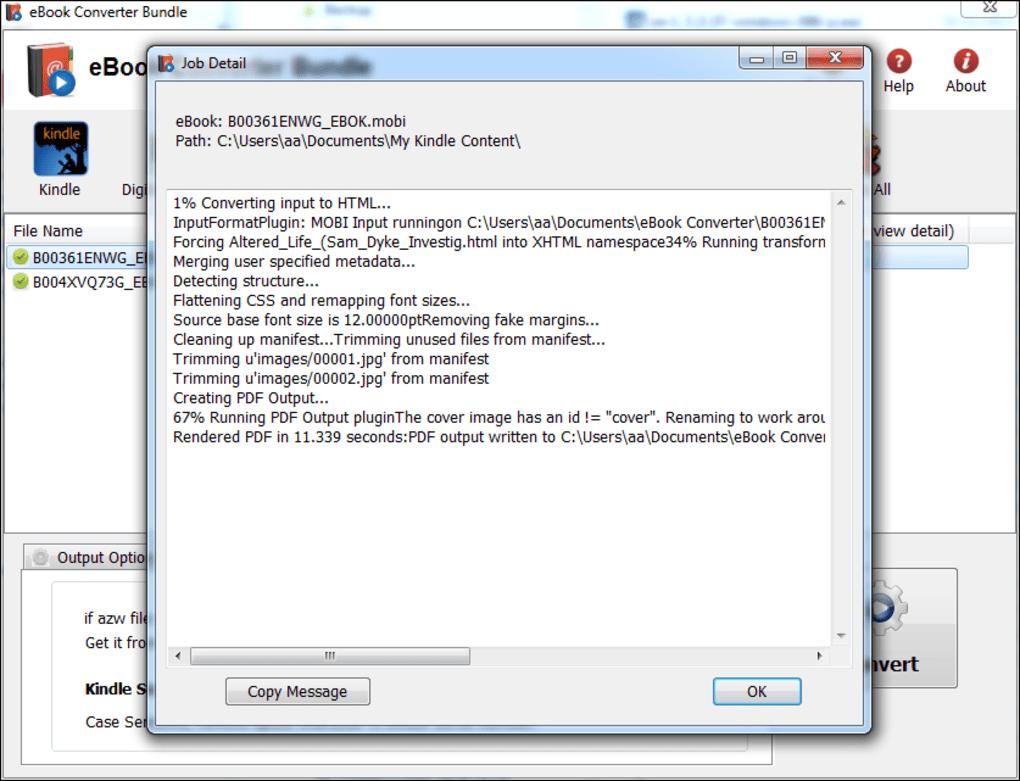 eBook Converter Bundle - Download
