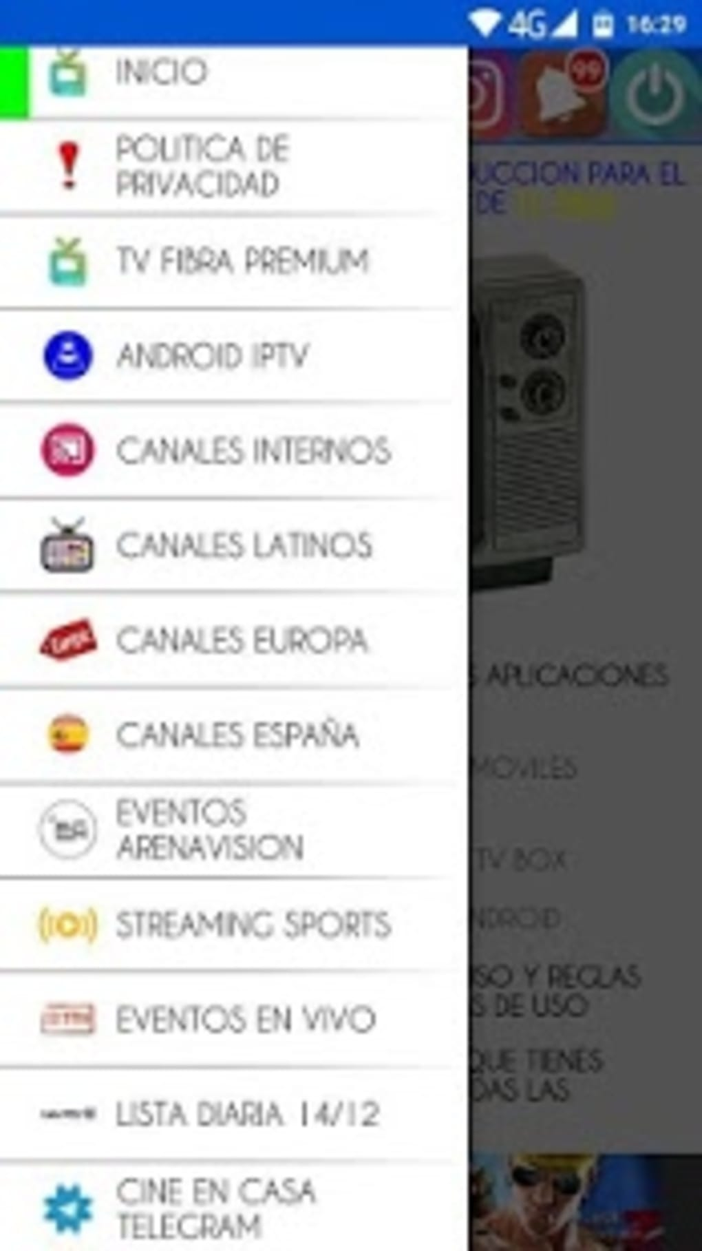 Iptv Cable for Android - Download