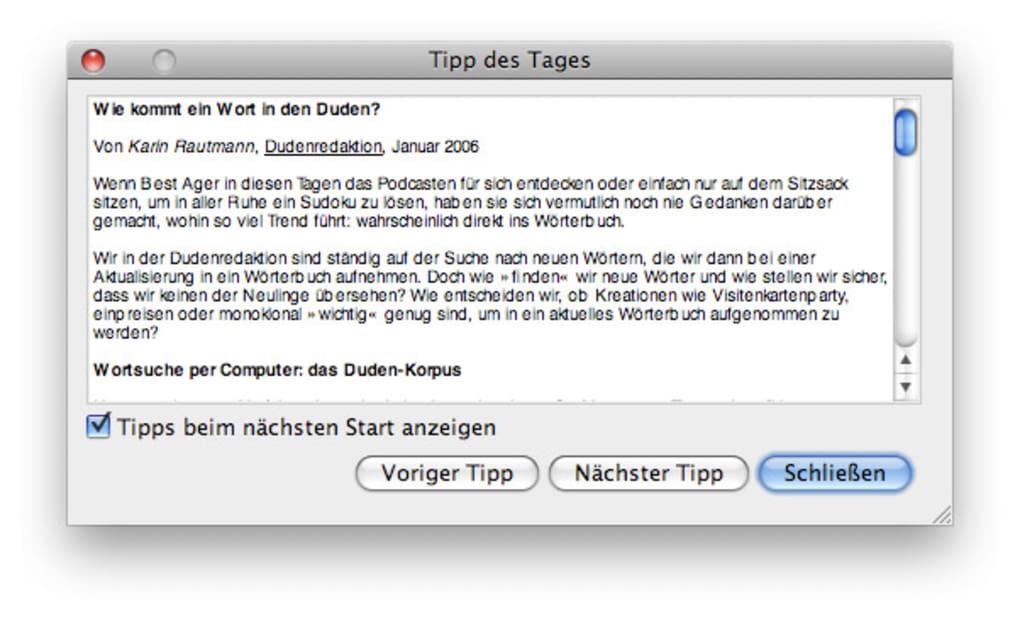 Duden Die Deutsche Rechtschreibung Für Mac Download