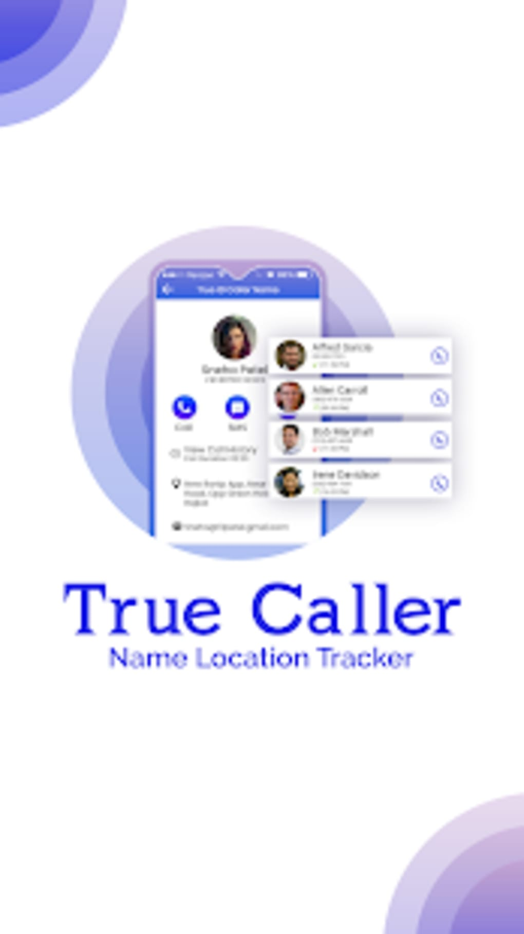 Caller ID Name Location :Truecaller Name Address for Android