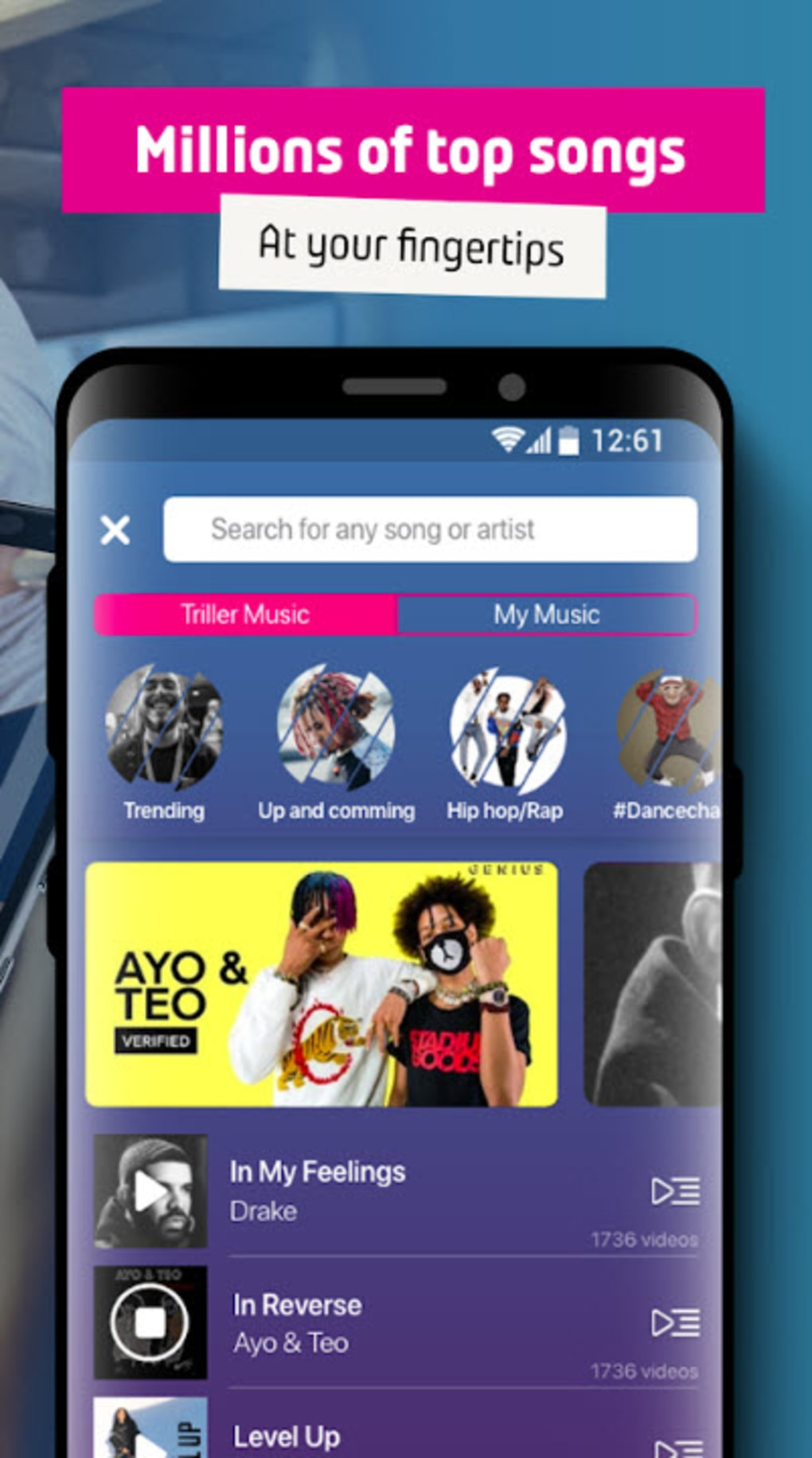 Triller - Music Video Maker for Android - Download
