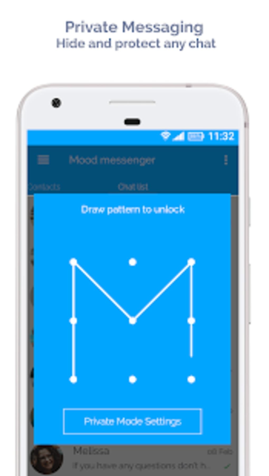 Mood Messenger - SMS MMS for Android - Download