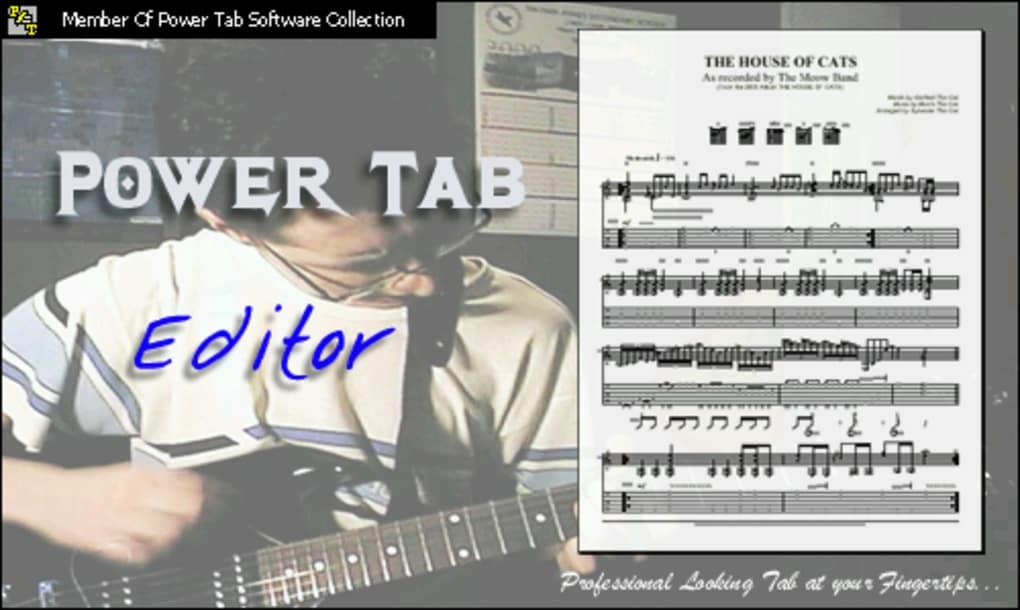 Power Tab Editor Download