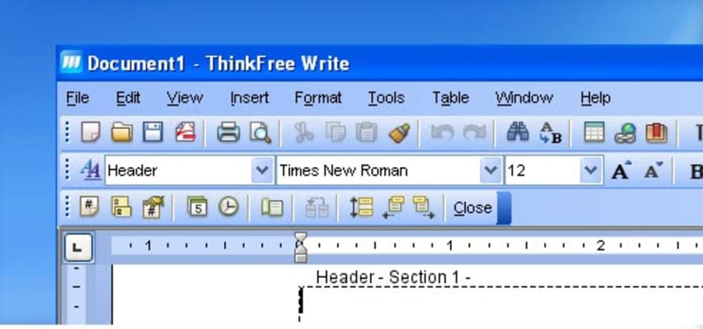 ThinkFree Office - Download