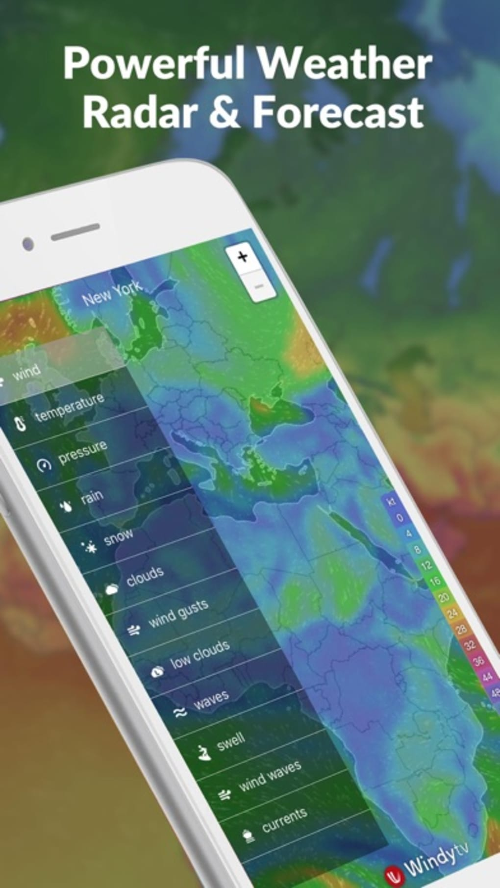 Live Weather: Alert Forecast for iPhone - Download
