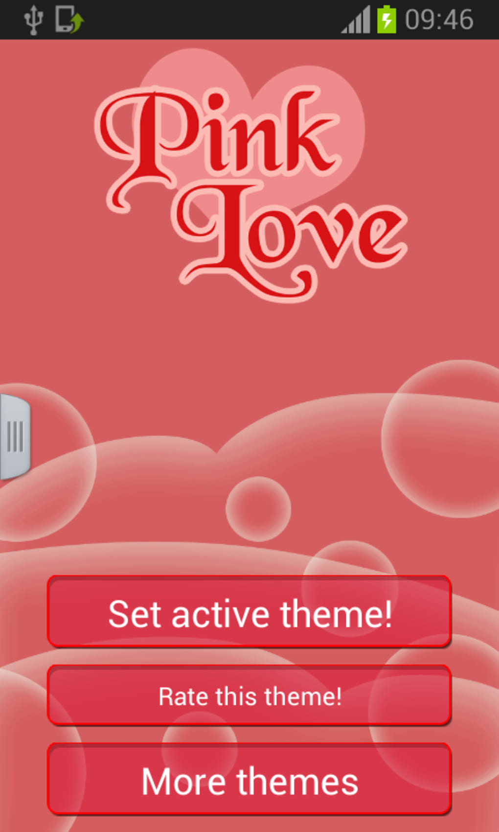 Pink Love Keyboard for Android - Download