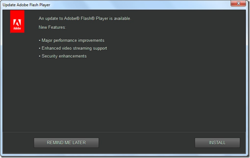 adobe flash player onenet