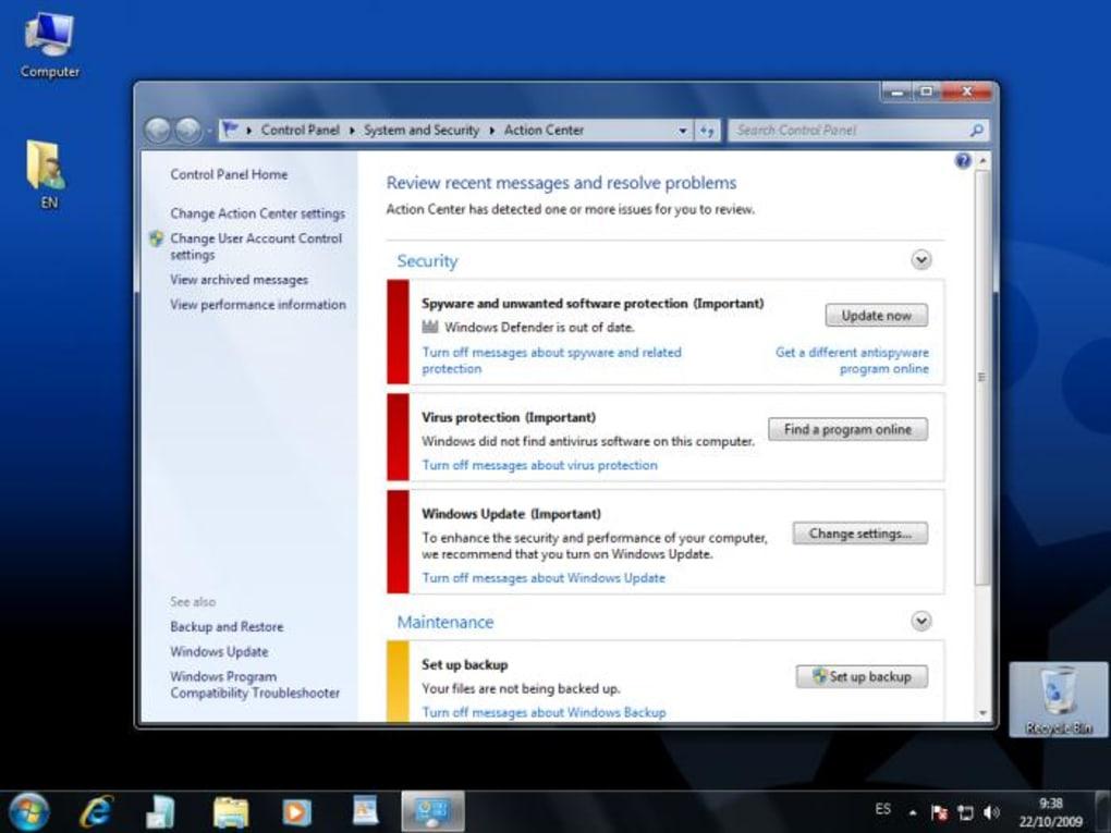 Скачать бесплатно обучение на windows 7 внж словакия учеба