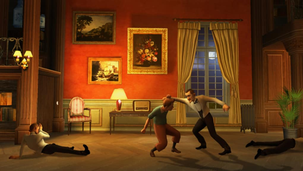The Adventures Of Tintin The Secret Of The Unicorn Download