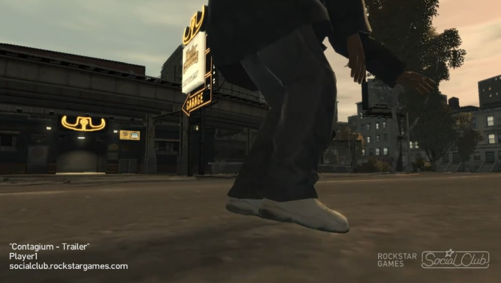GTA IV Contagium Mod - Download