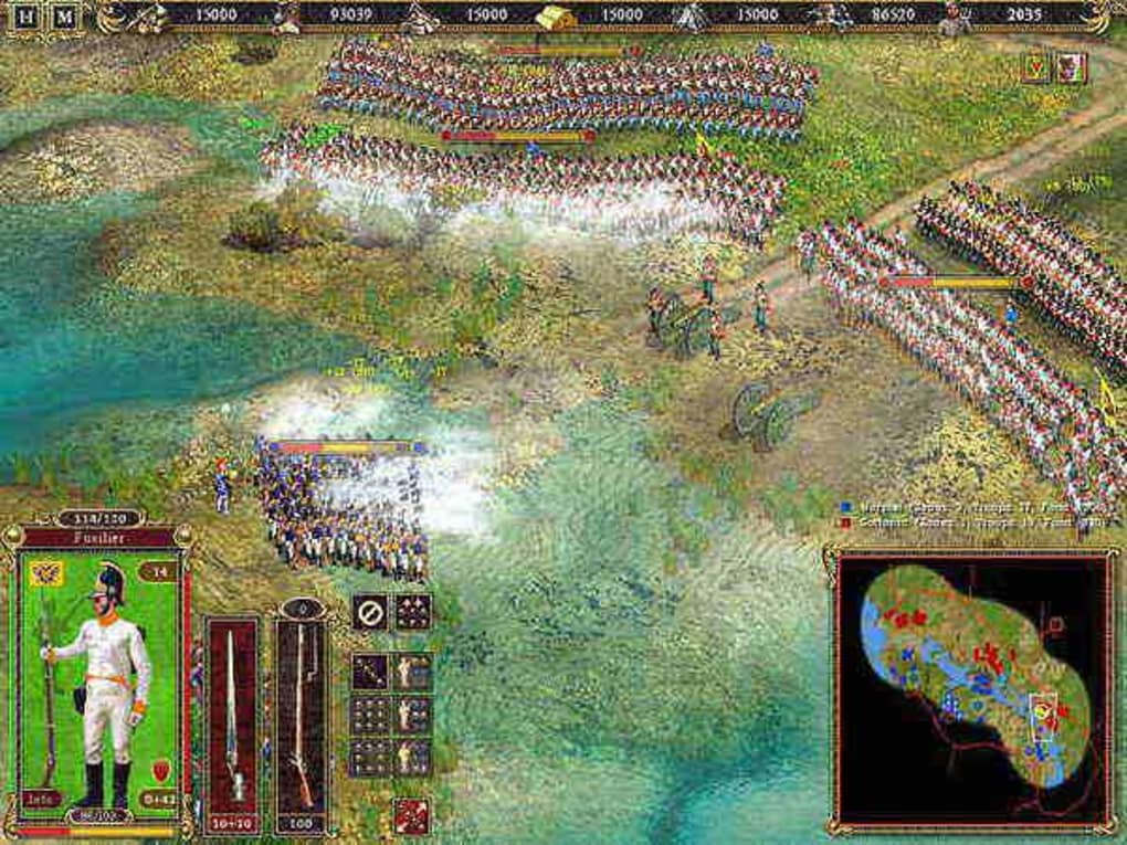 cossacks 2 complet gratuitement