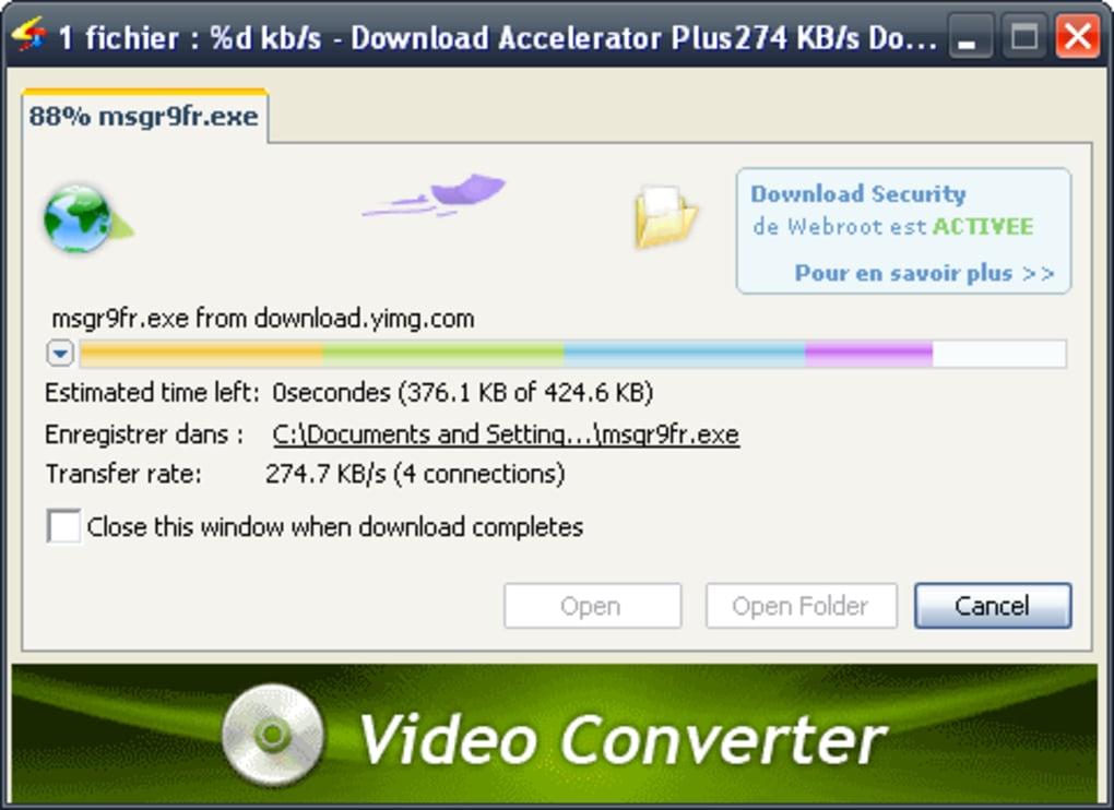 accelerateur de telechargement gratuit dap