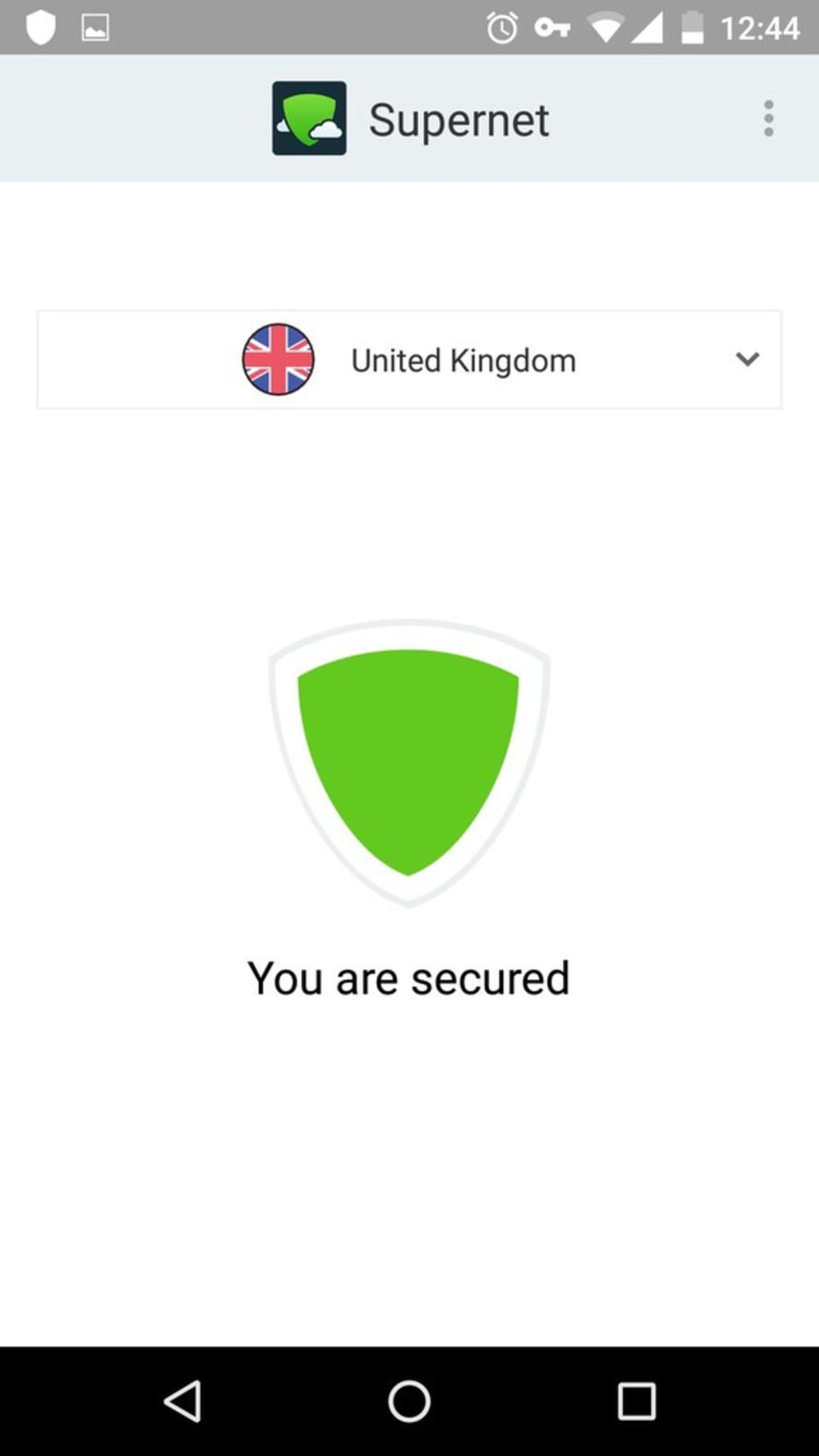 Free VPN Proxy by Supernet 6.6.11 APK