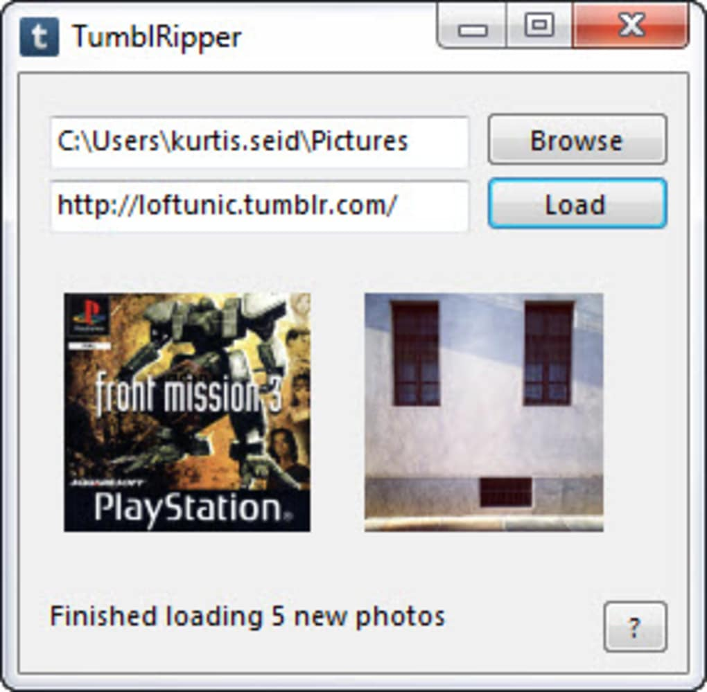 TumblRipper - Download