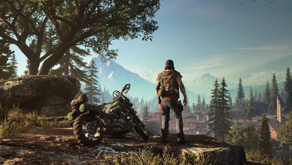 Days Gone for Windows cracked free 2