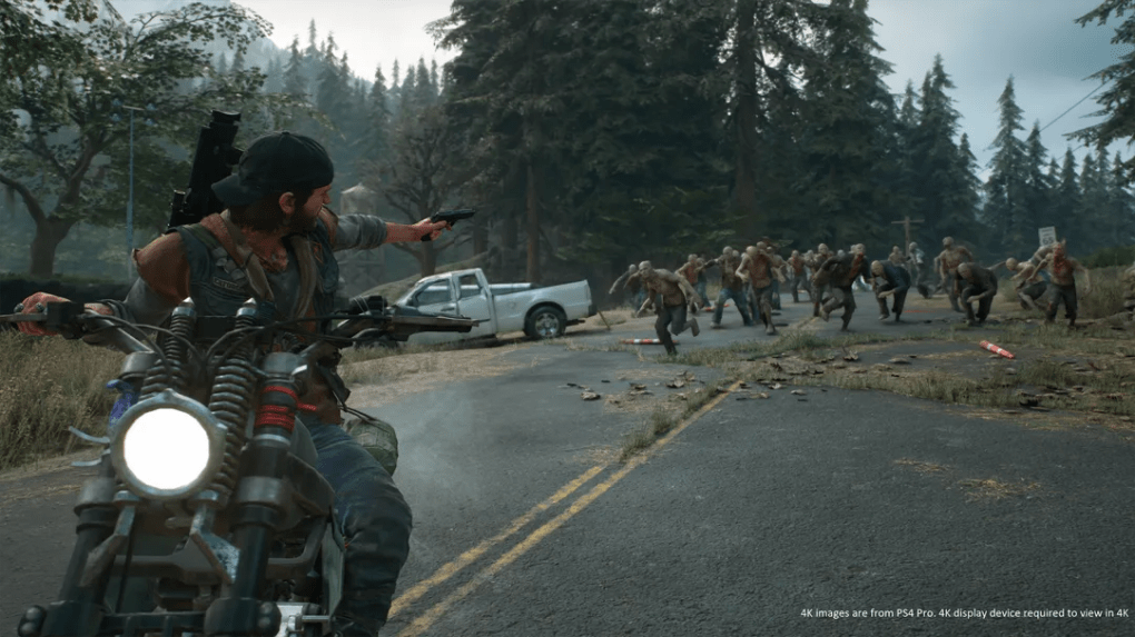 Days Gone for Windows cracked free