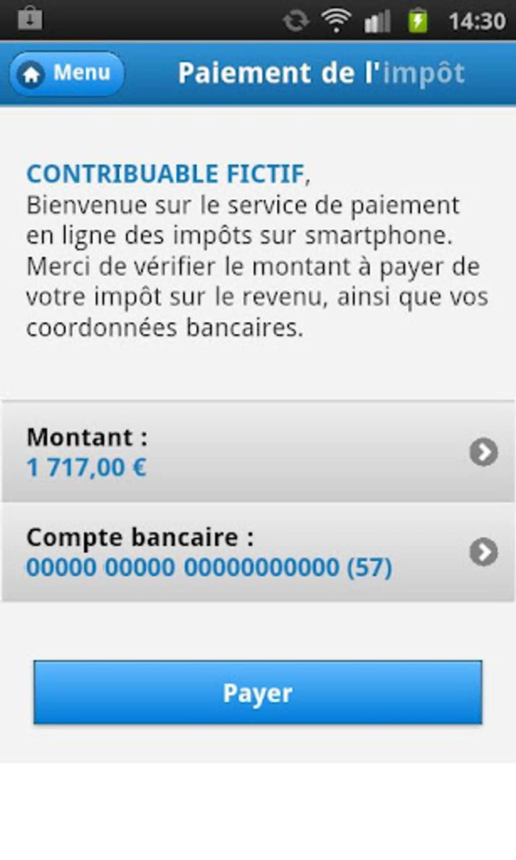 Impots Gouv Pour Android Telecharger