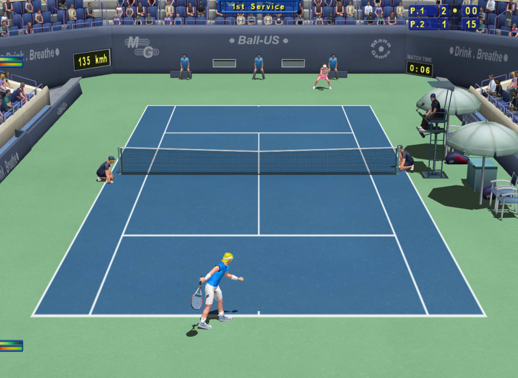 jeux de tennis elbow 2011 complet