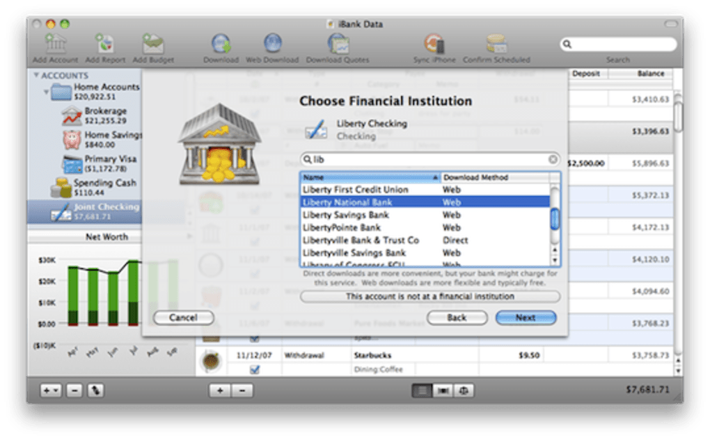 ibank 4 for mac download