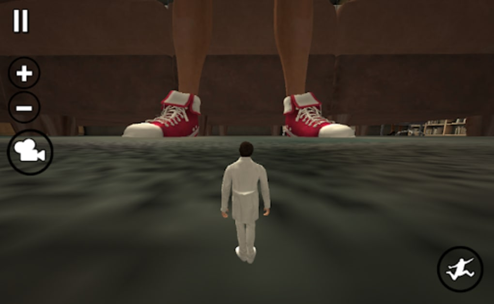 lost shrunk giantess horror for android download