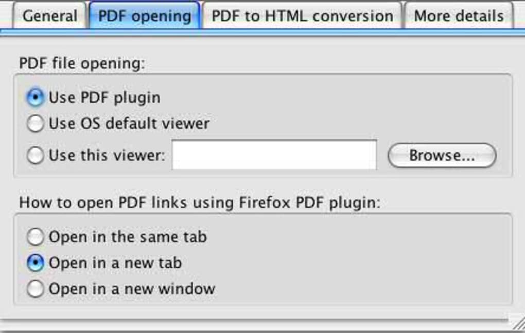 PDF Download for Mac - Download