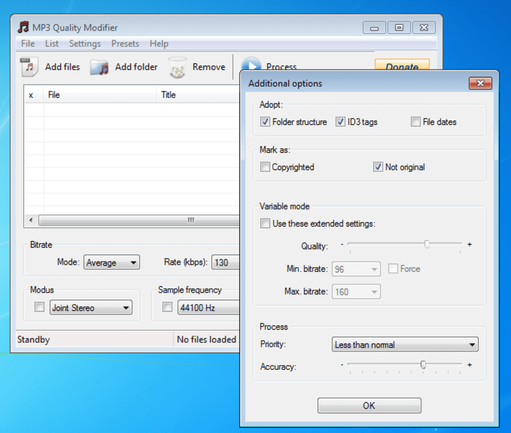 how to change language on borne mp3 player