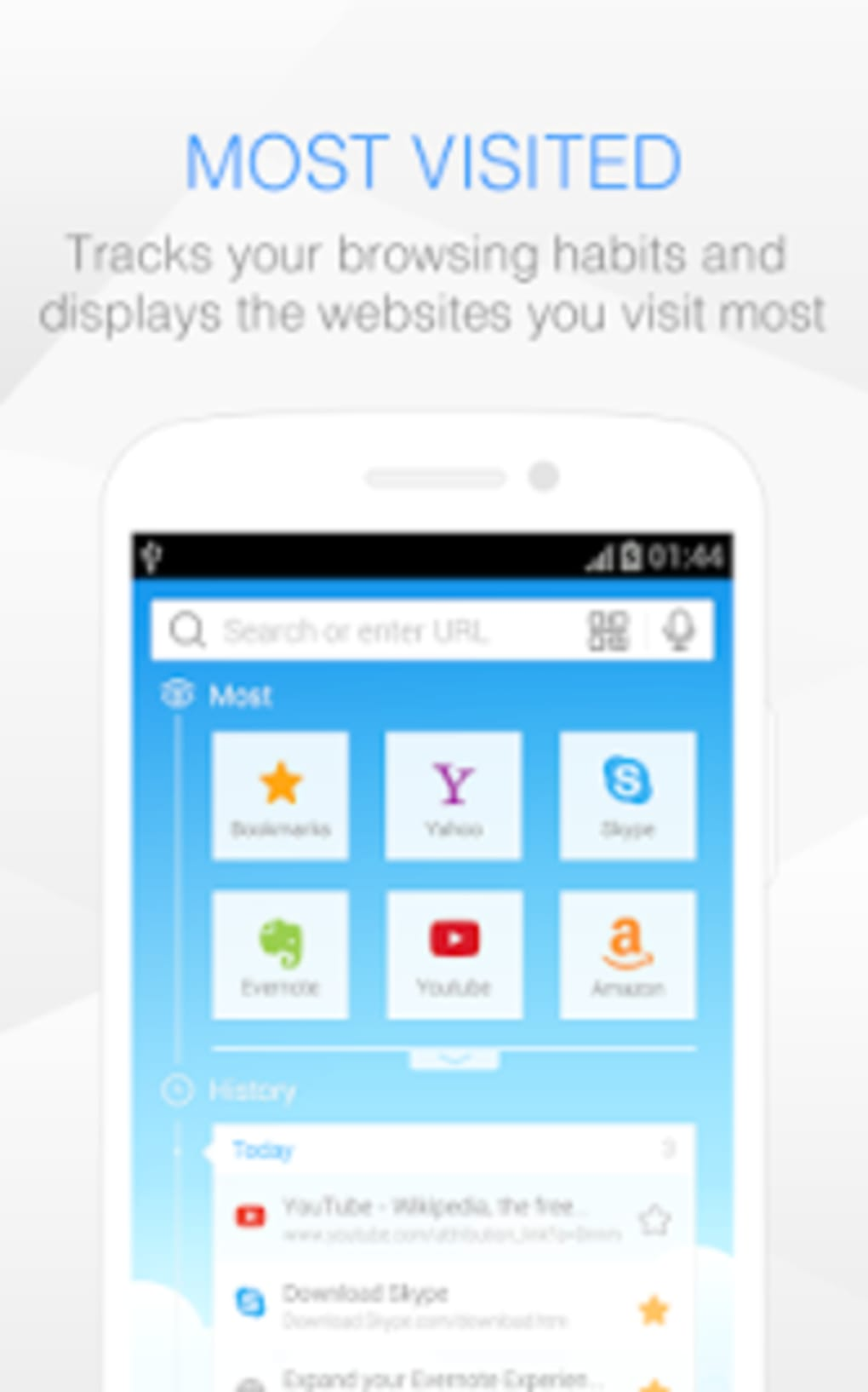 Baidu Browser for Android - Download