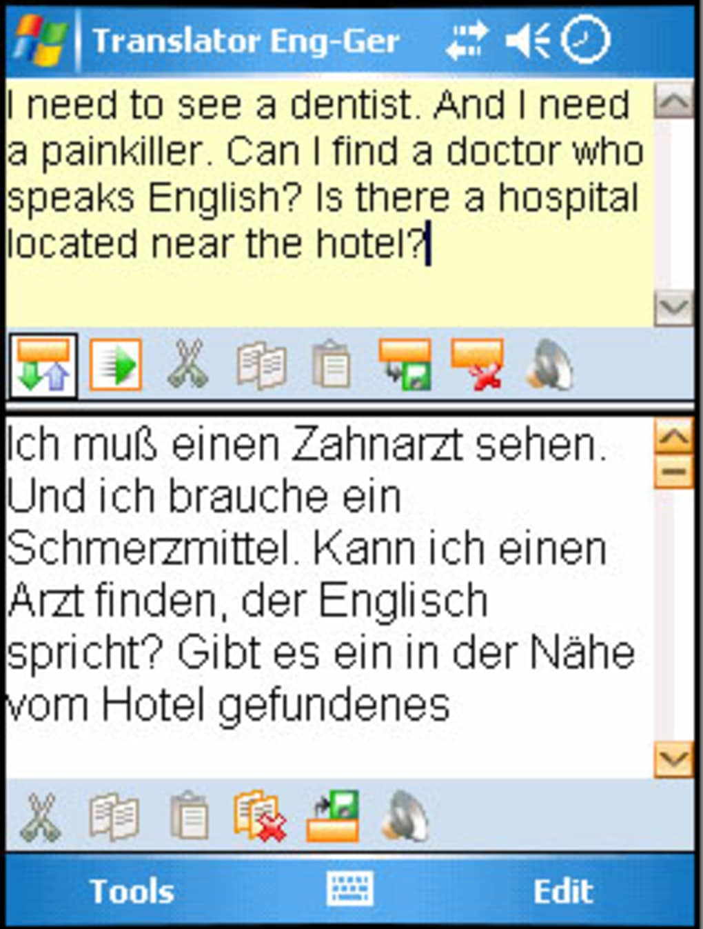 lingvosoft translator 2008 englisch deutsch f r pocket. Black Bedroom Furniture Sets. Home Design Ideas