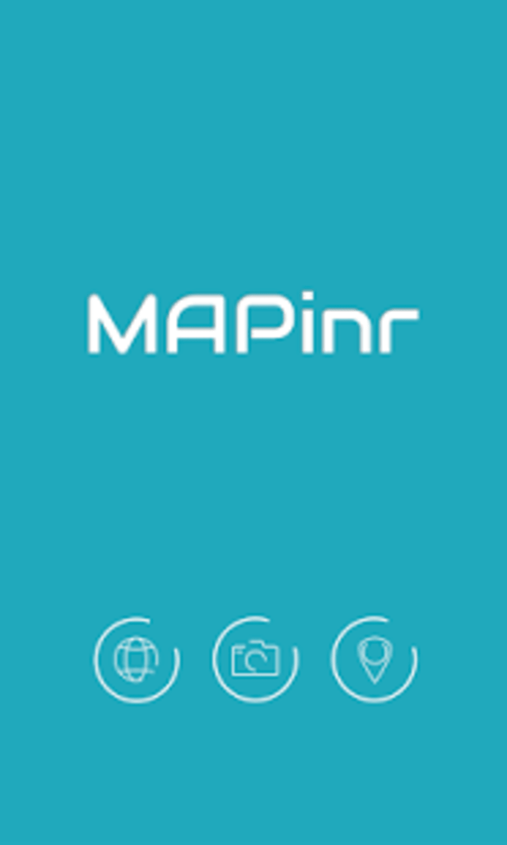 MAPinr-KML/KMZ/GPS/POI/OFFLINE for Android - Download