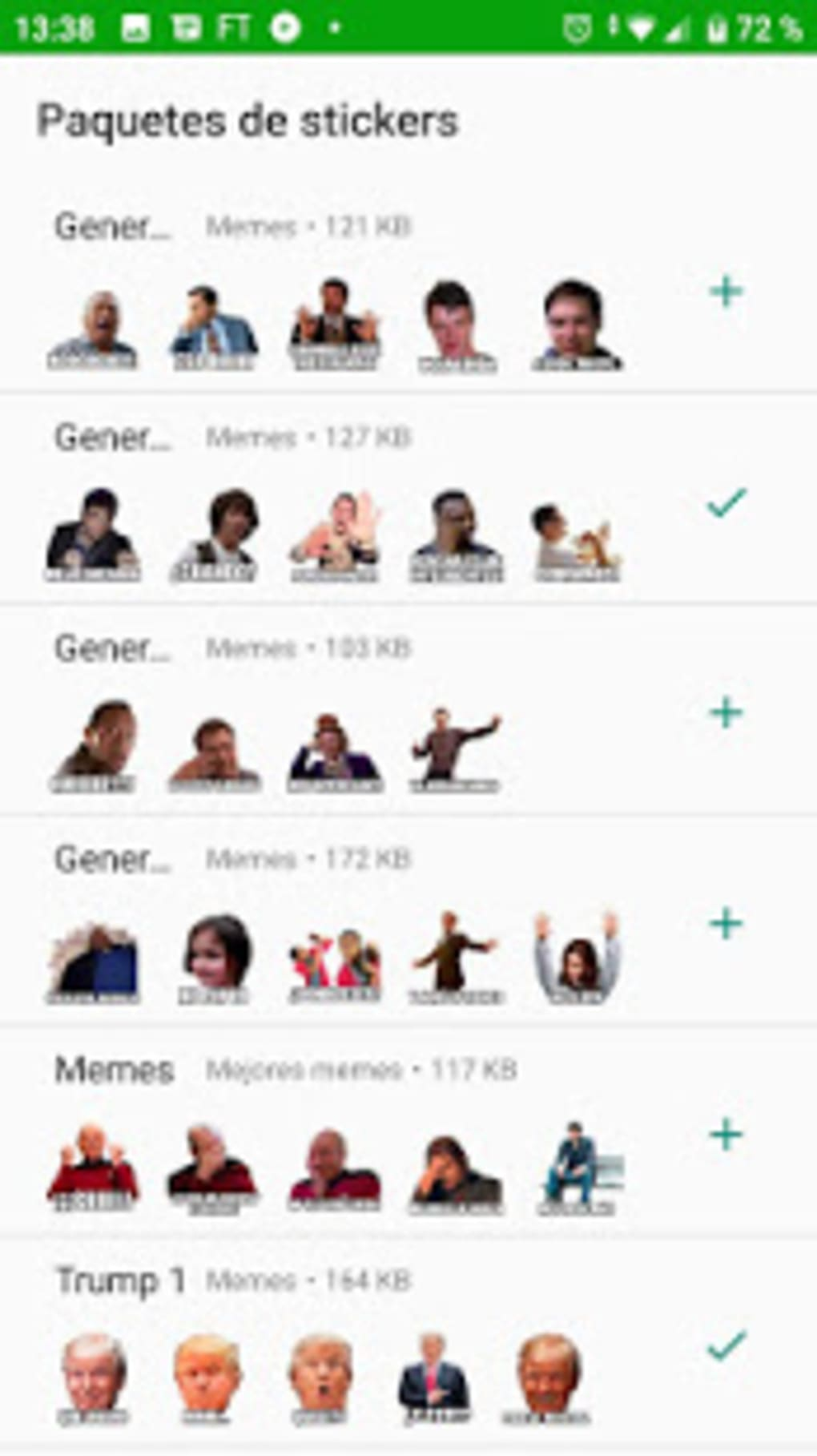 Descarga Gratis Memes Con Frases Stickers En Español Para