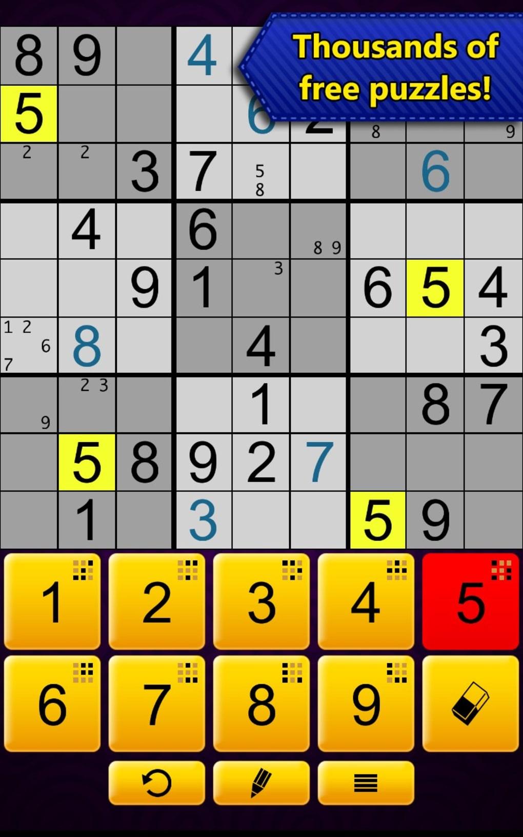 Sudoku Epic - Download