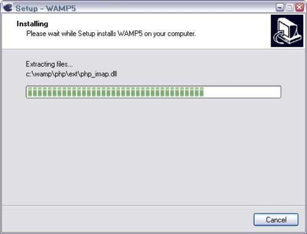 gratuitement wampserver 2.1