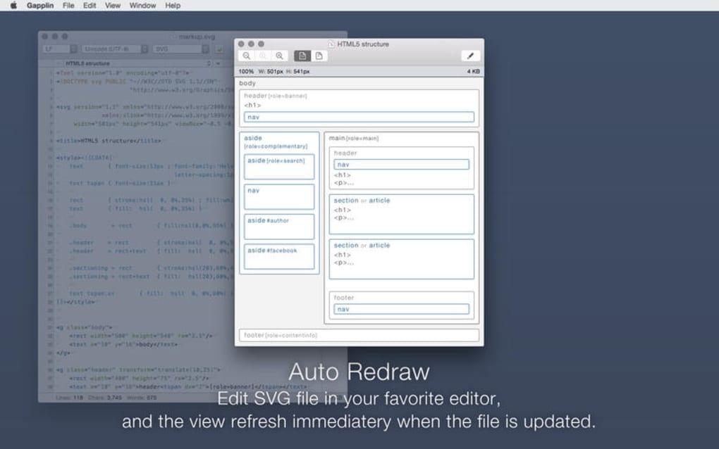 Gapplin for Mac - Download