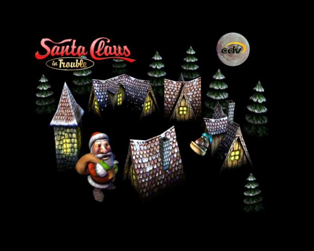 Santa claus in trouble. Again! Torrent archives igggames.