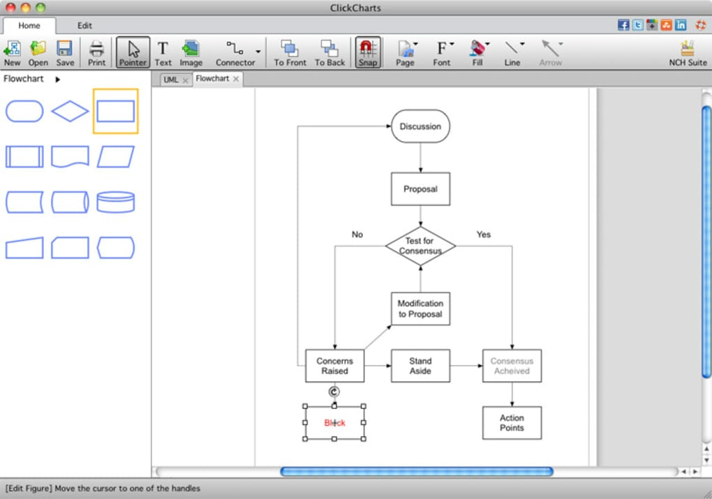 free mac software for flowcharts