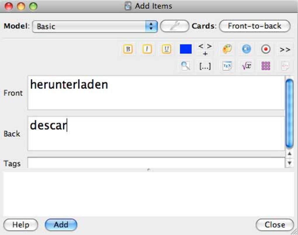 Anki for Mac - Download