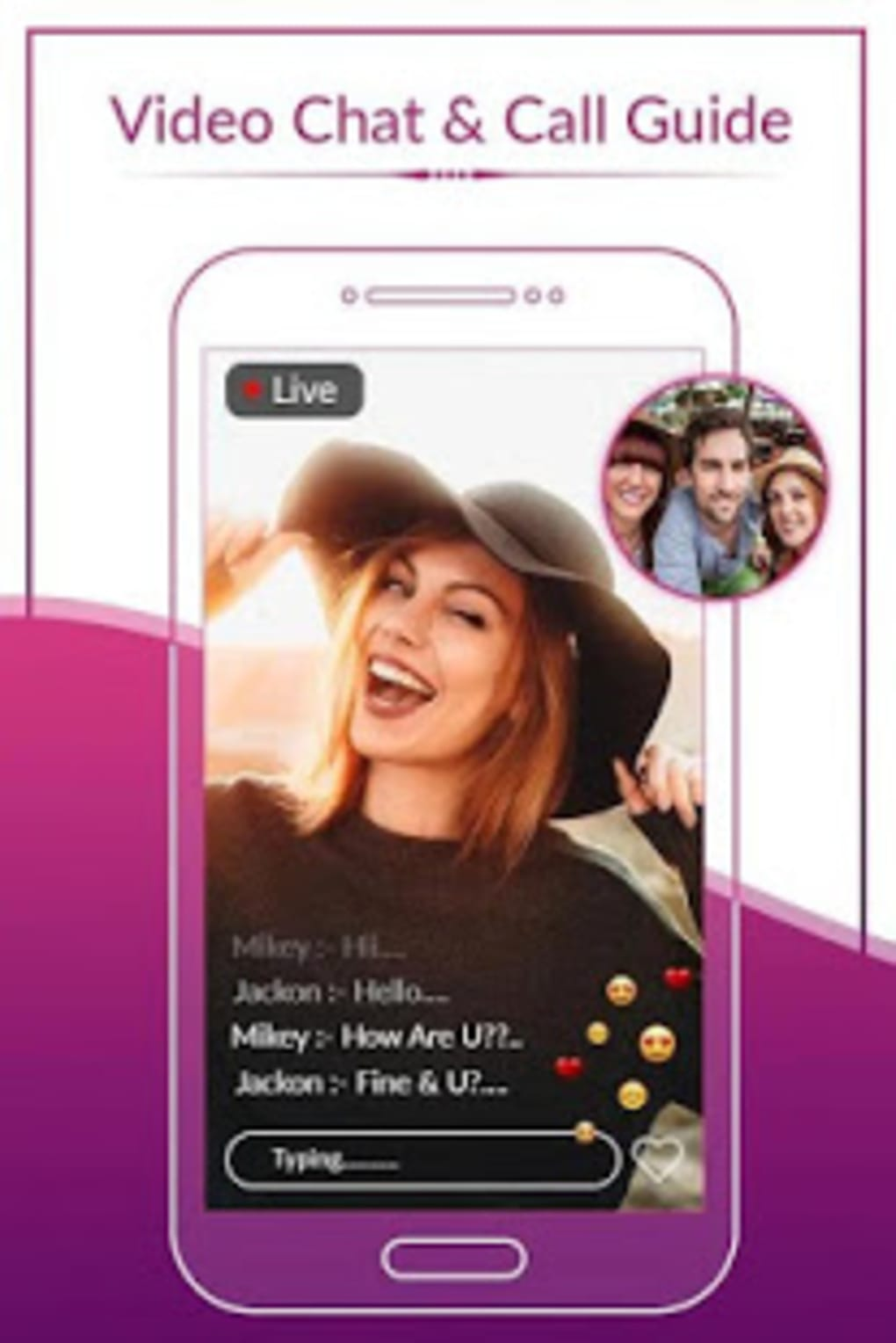 Live Video Call - Chat Video Call advice for Android - Download
