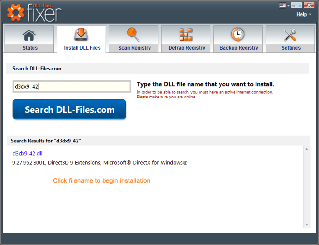 full form of dll file