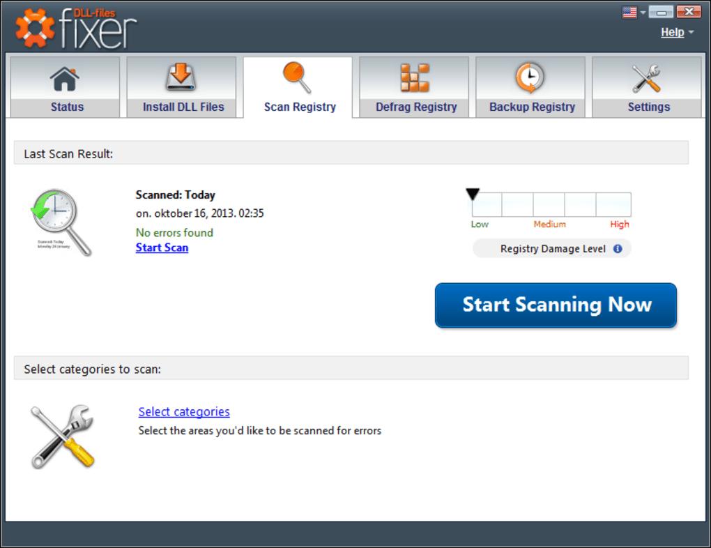 DLL-Files Fixer - Download