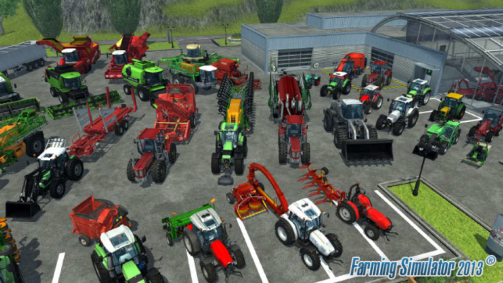 Game fix / crack: farming simulator 2013 v2. 0 hu no-dvd [rzrx911.