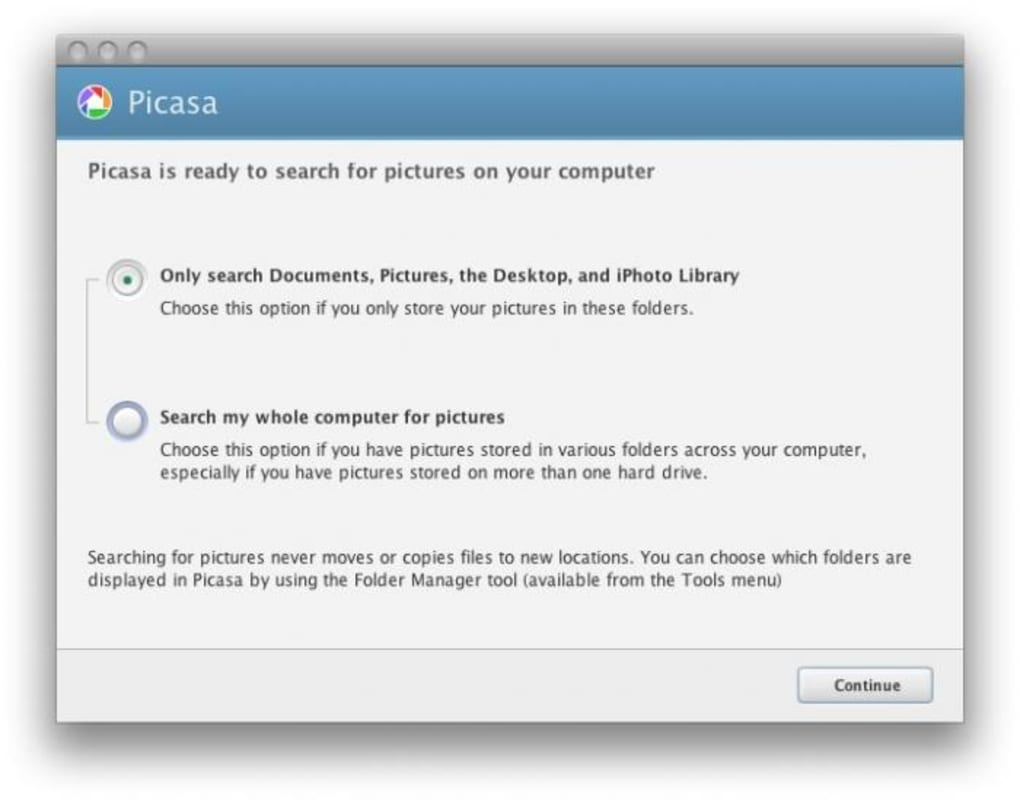 Picasa for Mac - Download