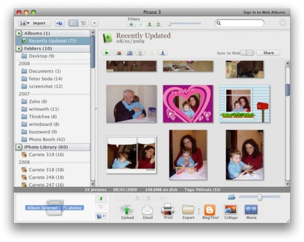 picasa photo viewer download cnet