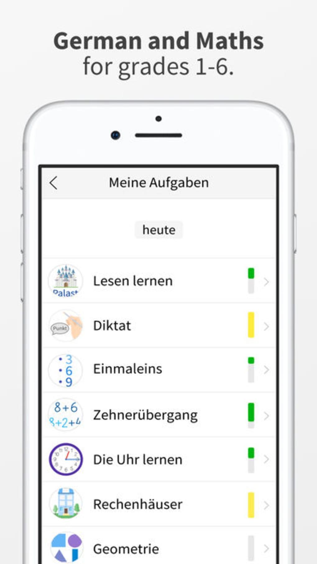 ANTON - Schule - Lernen für iPhone - Download