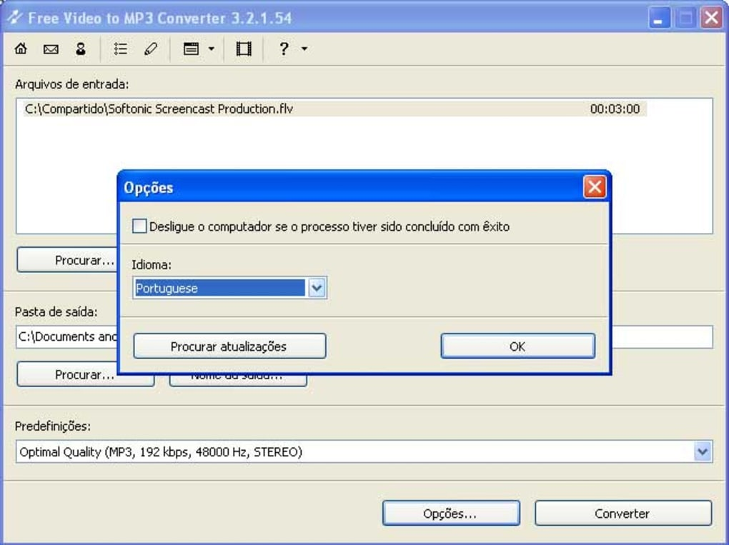 Video to MP3 - Online Converter