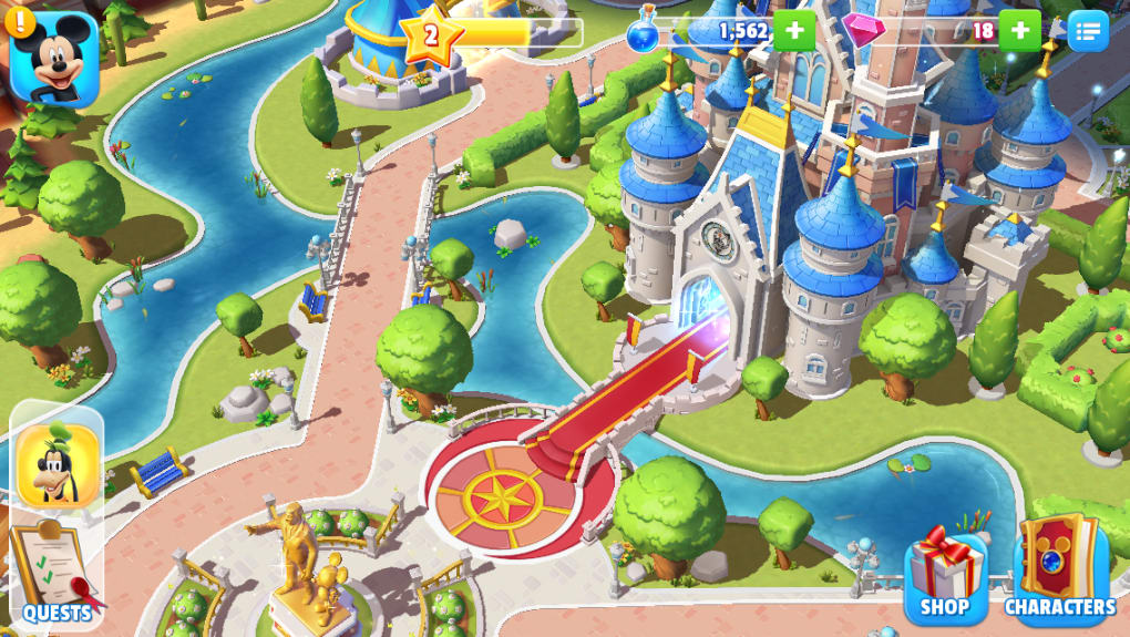 Disney Magic Kingdoms Descargar