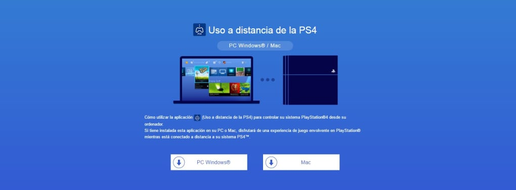PS4 Remote Play - Download